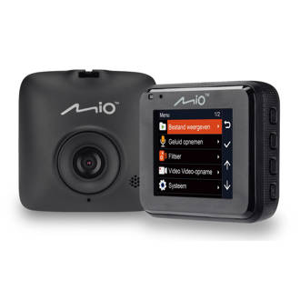 Mio Technology MiVue C320 dashcam