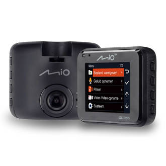 Mio Technology MiVue C330 dashcam