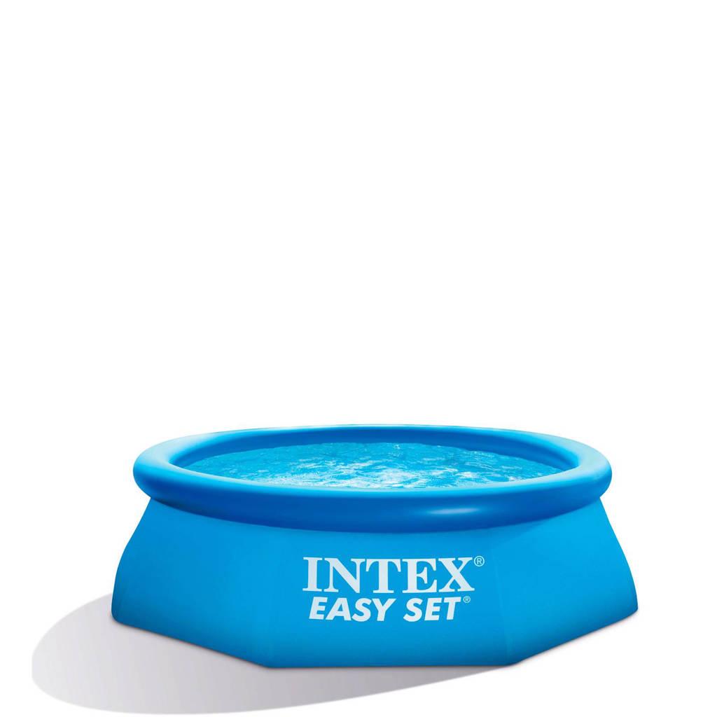 Intex Easy Set zwembad (244cm), Lichtblauw
