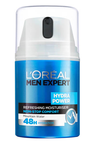 Men Expert Hydra Power dagcrème - 50 ml