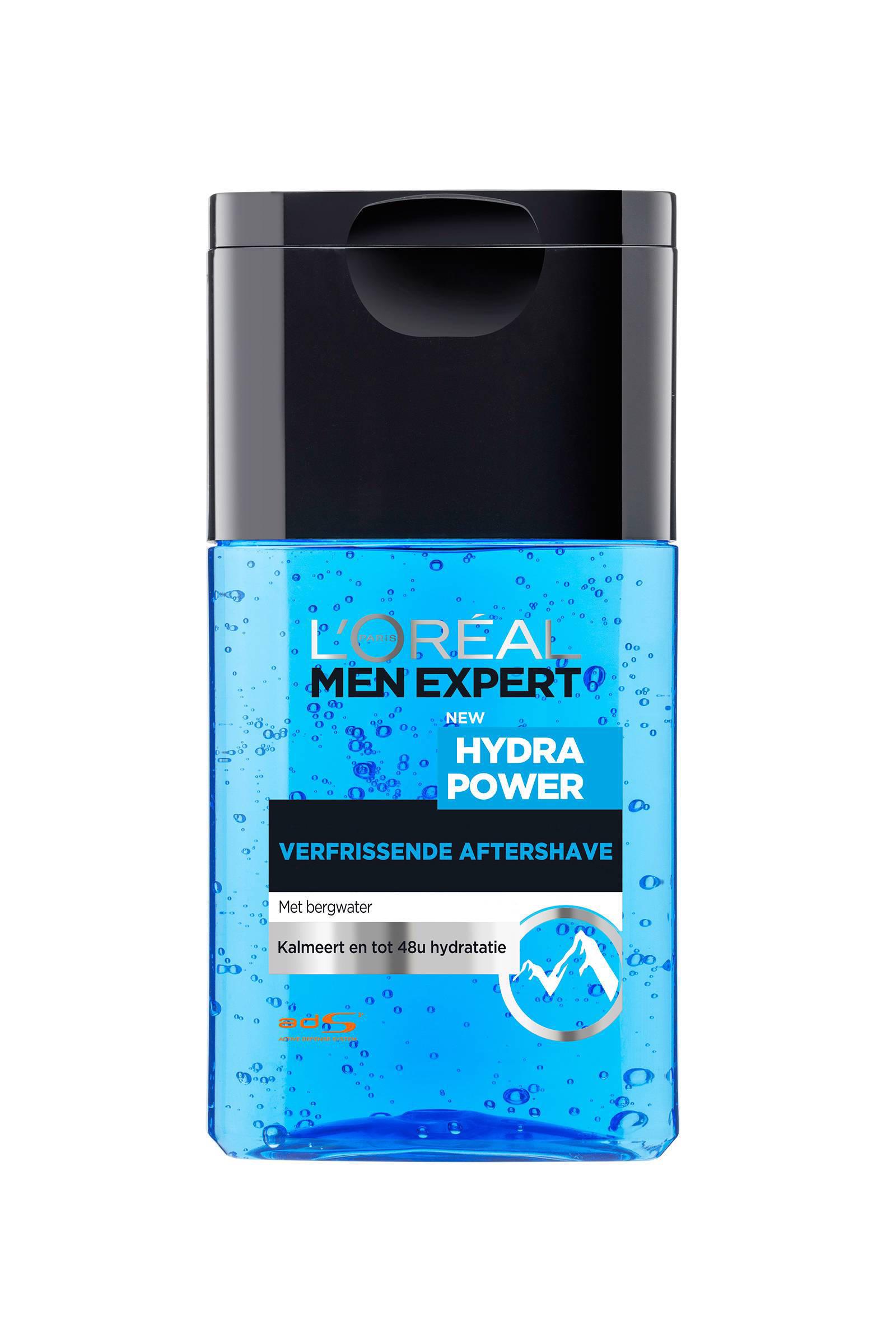 L'Oréal Paris Men Expert Hydra Power aftershave - 125 ml 1 stuks
