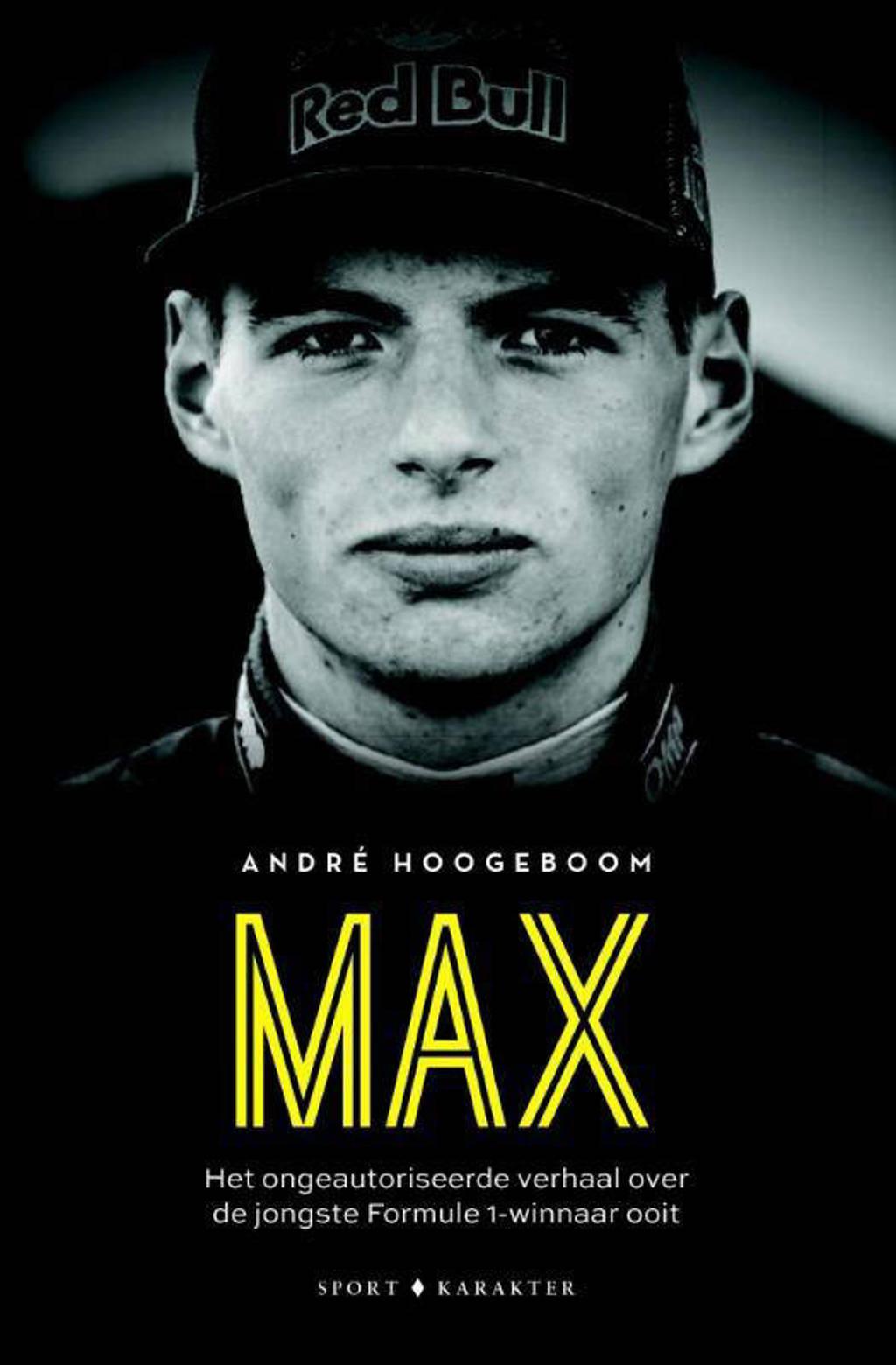 Max - André Hoogeboom