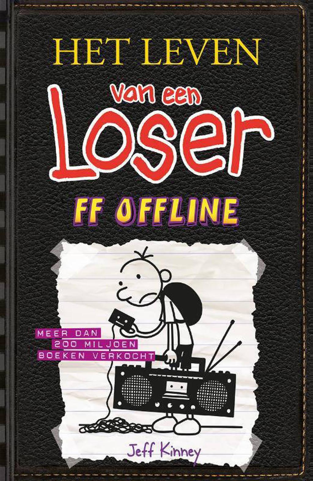 Het leven van een Loser: Ff offline - Jeff Kinney