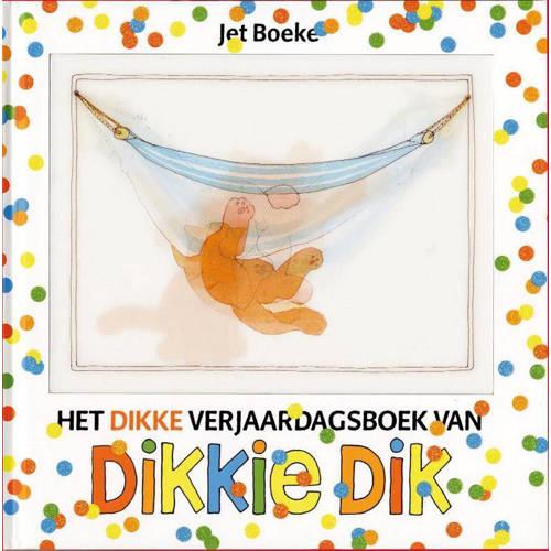 Het dikke verjaardagsboek van Dikkie Dik