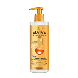 Elvive Extraordinairy Oils Low Shampoo - 400 ml