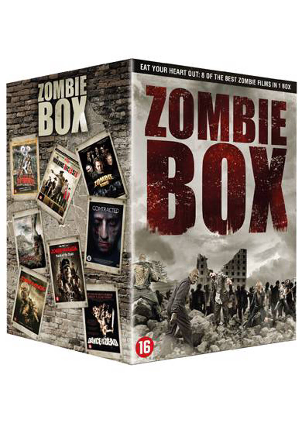 Zombie box (DVD)