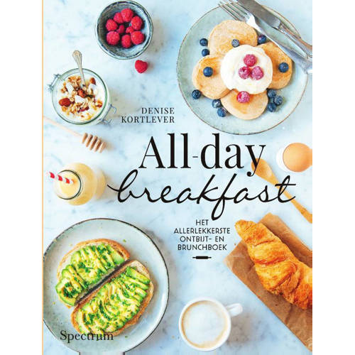 All-day breakfast - Denise Kortlever