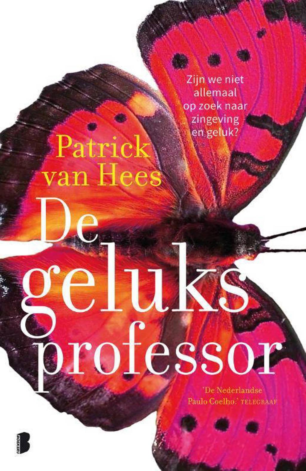 De geluksprofessor - Patrick van Hees