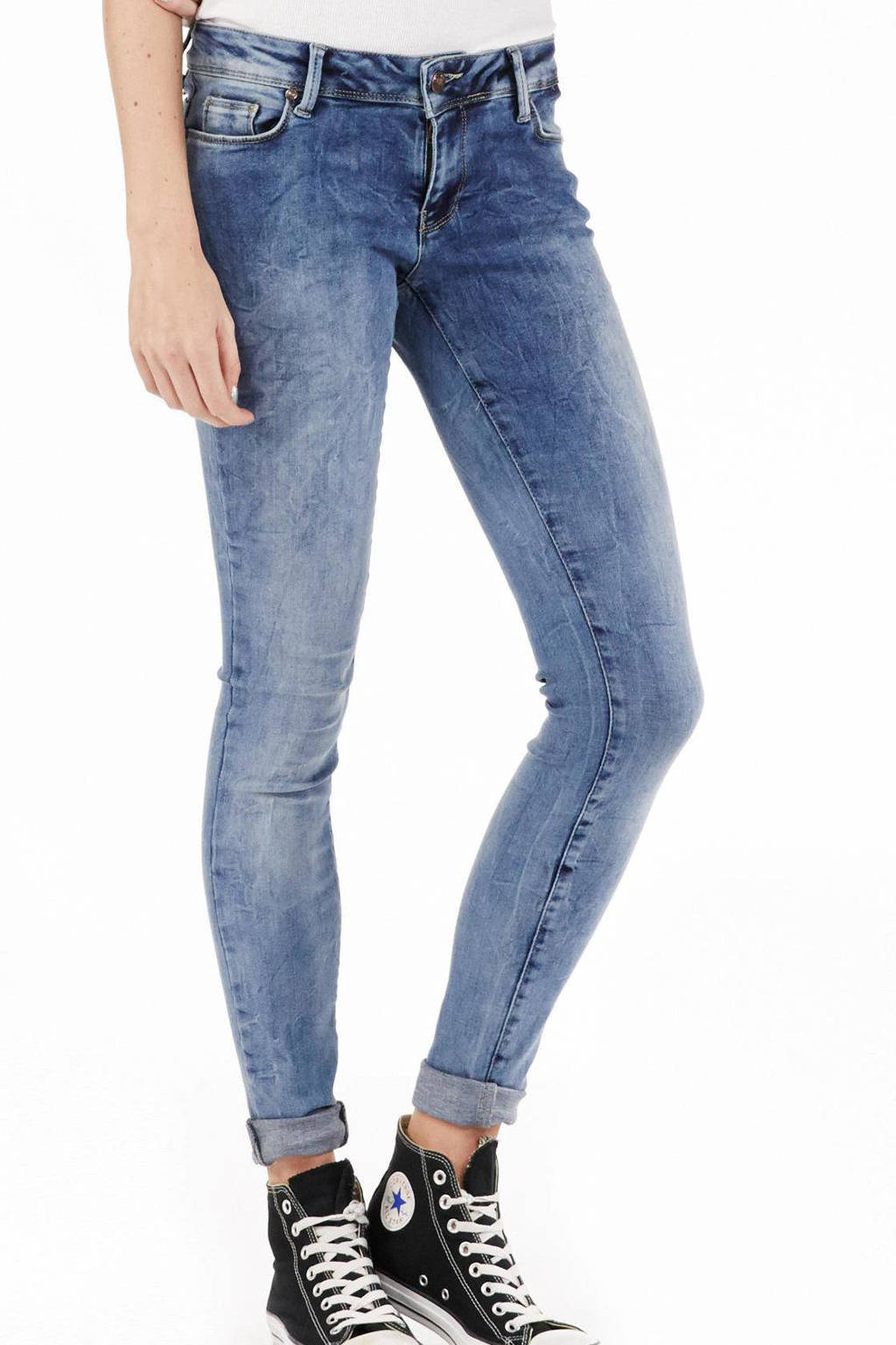 Cars Victoria skinny fit jeans, Used Blue