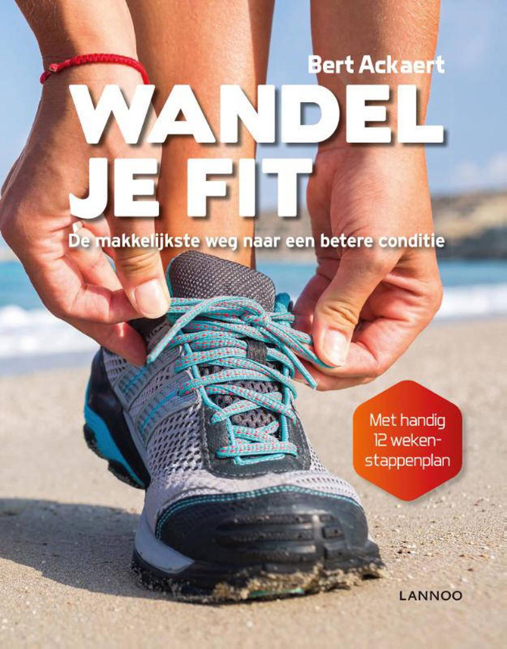 Wandel je fit - Bert Ackaert