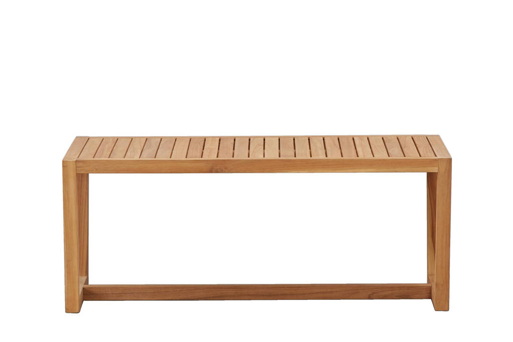 Exotan salontafel Arosa (110x60cm), Naturel
