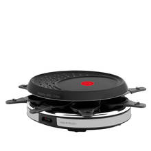RE1378 Deco 8 Inox & Design raclette/grill/gourmet