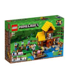 Minecraft Het Boederijhuisje 21144