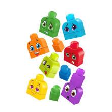 Mega Bloks bouw & leer emoties