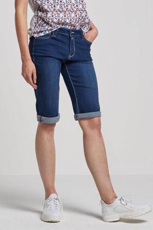 jeans bermuda Amie medium blue denim