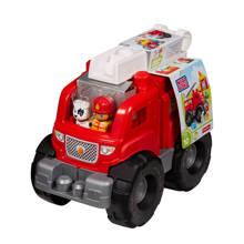 Mega Bloks Storytelling - brandweerauto