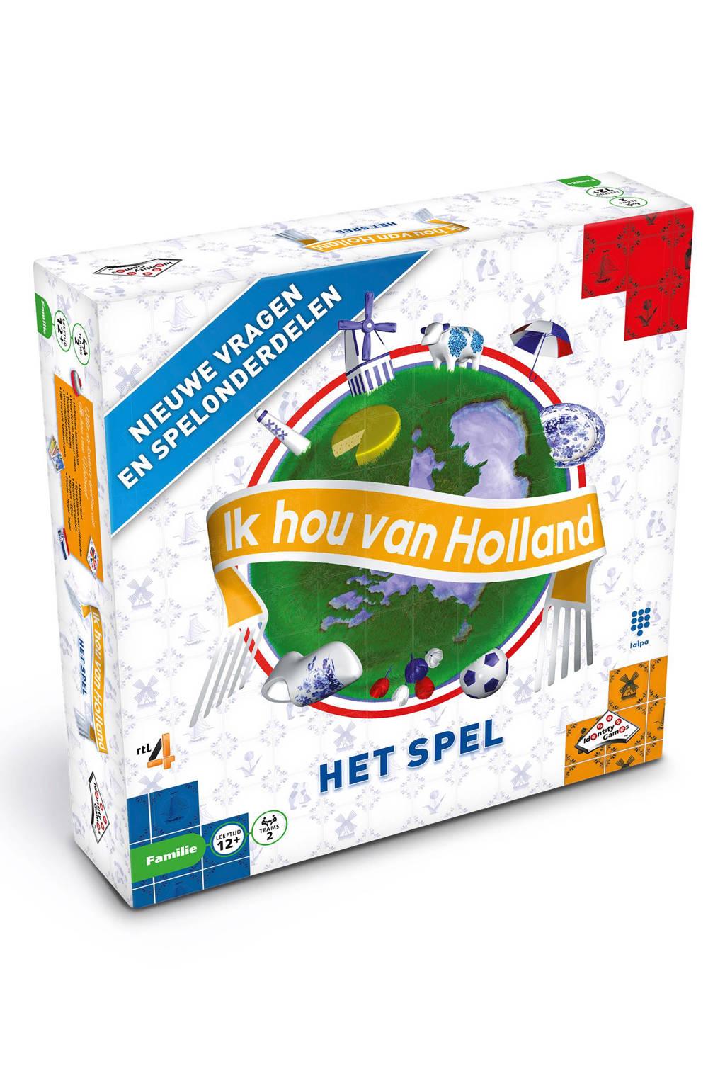Ik Hou Van Holland Zitzak.Identity Games Ik Hou Van Holland Bordspel Vernieuwd Bordspel