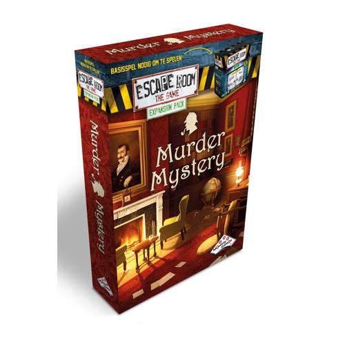 Identity Games Escape Room The Game Murder Mystery uitbreidingsspel kopen