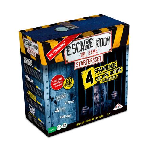 Wehkamp-Identity Games Escape Room The Game Startersset bordspel-aanbieding