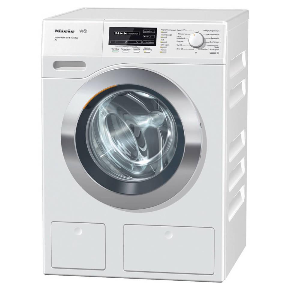 Miele WKH132 WPS PWash 2.0 & TDos XL wasmachine