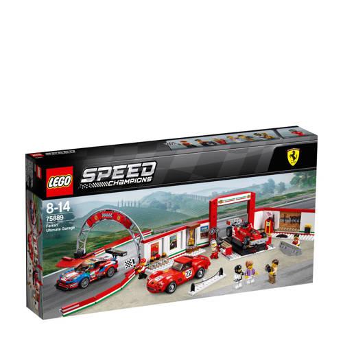 LEGO Speed Champions Ultieme Ferrari garage 75889 kopen