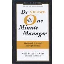 Business bibliotheek: De nieuwe one minute manager - Kenneth Blanchard en Spencer Johnson