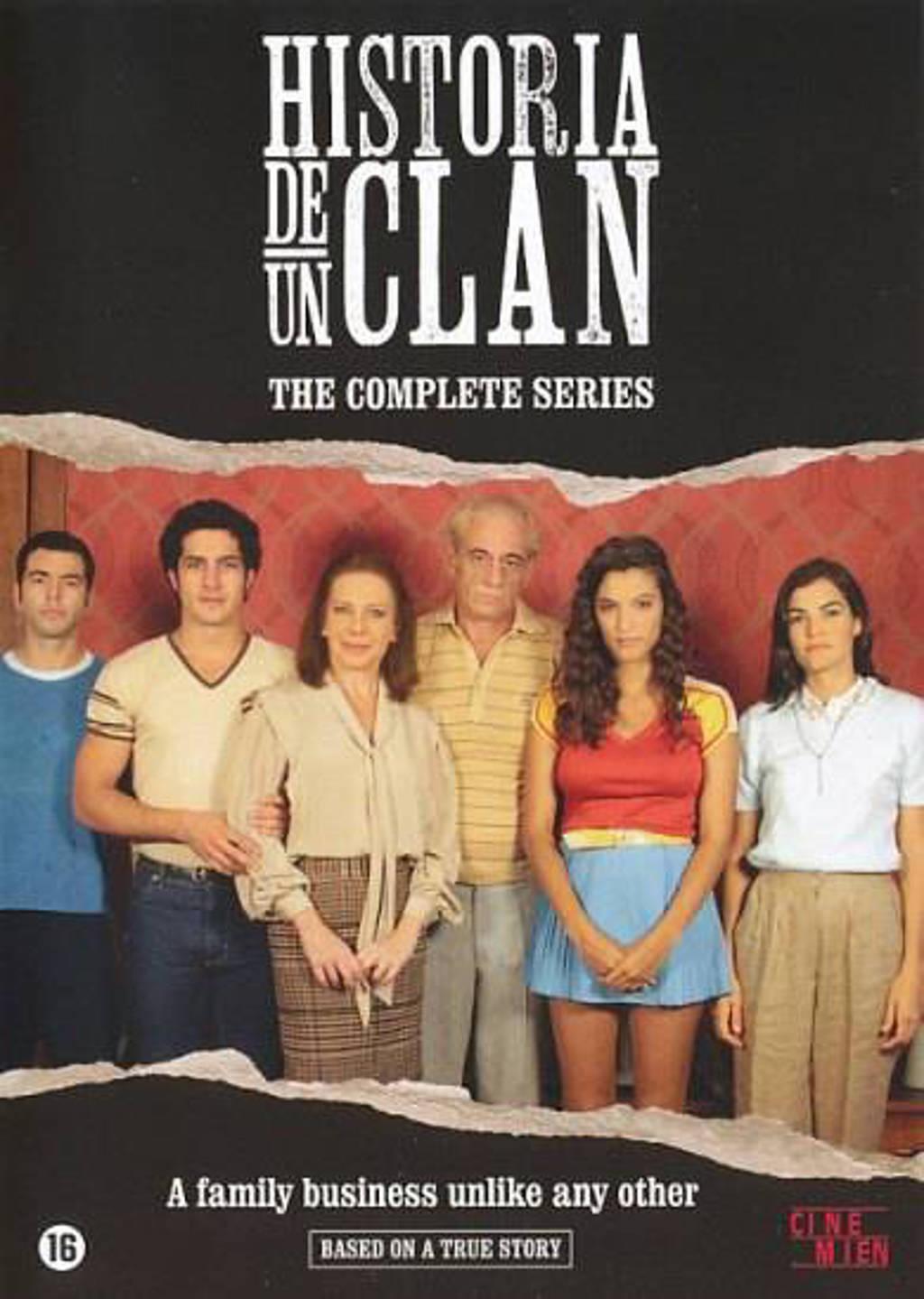 Historia de un clan (DVD)