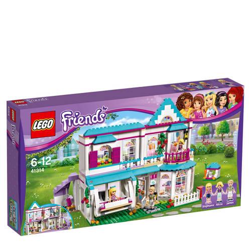 Stephanies huis Lego (41314)