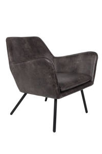 anytime Fauteuil Bon, Donkergrijs