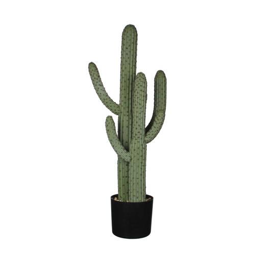 Mica kunstplant Cactus (h85 cm) kopen