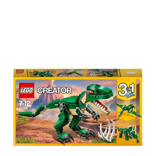 LEGO Creator machtige dinosaurussen 31058 kopen