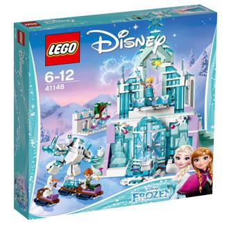 Disney Princess Elsa's magische ijspaleis 41148