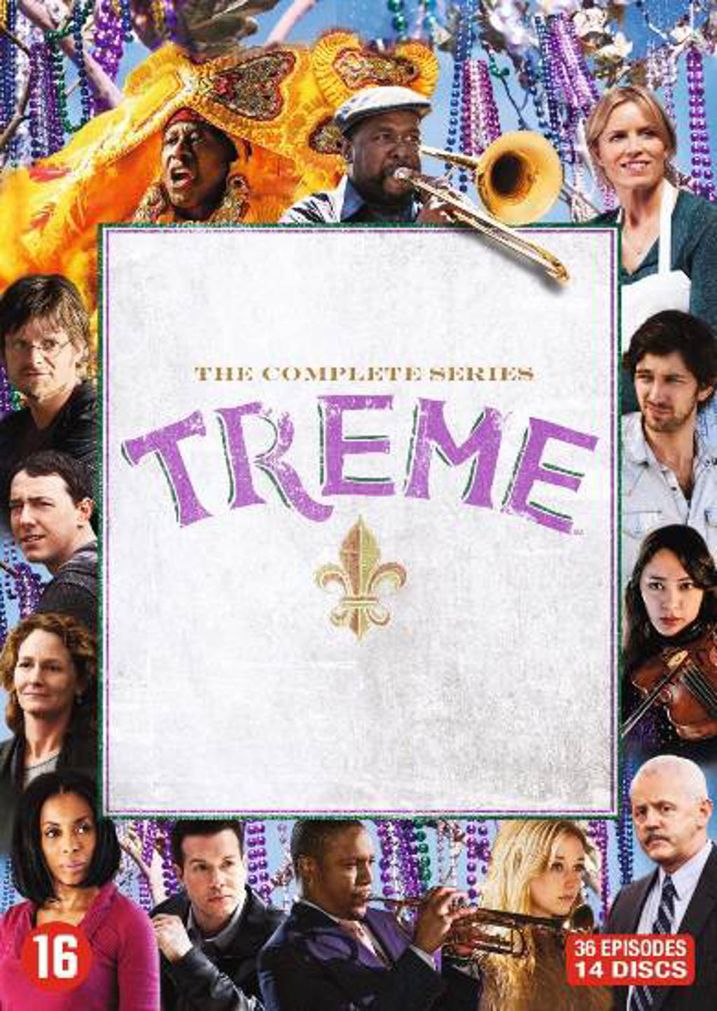 Treme - Complete collection (DVD)