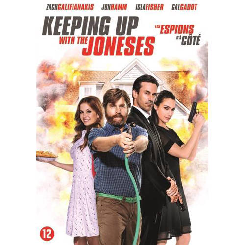 Keeping up with the Joneses (DVD) kopen