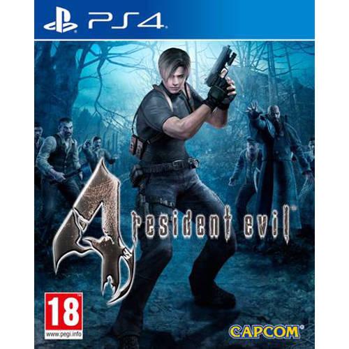 Resident evil 4 - Remastered (PlayStation 4) kopen