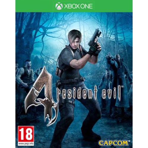 Capcom Resident Evil 4 (Remastered) Xbox One (CAP002.BX.RB)