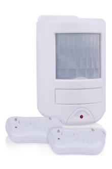 SC45 kameralarm met 2 afstandsbedieningen