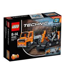 Technic wegenbouwploeg 42060
