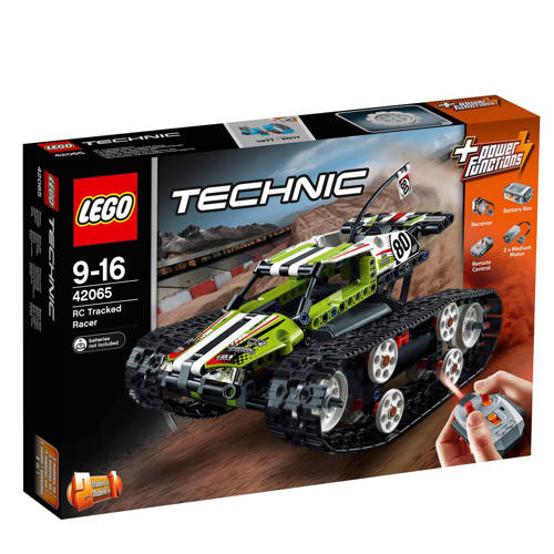 Rupsbandracer RC Lego (42065)
