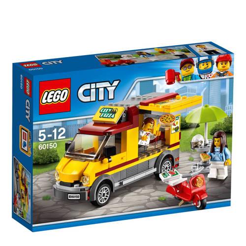 Pizza bestelwagen Lego (60150)