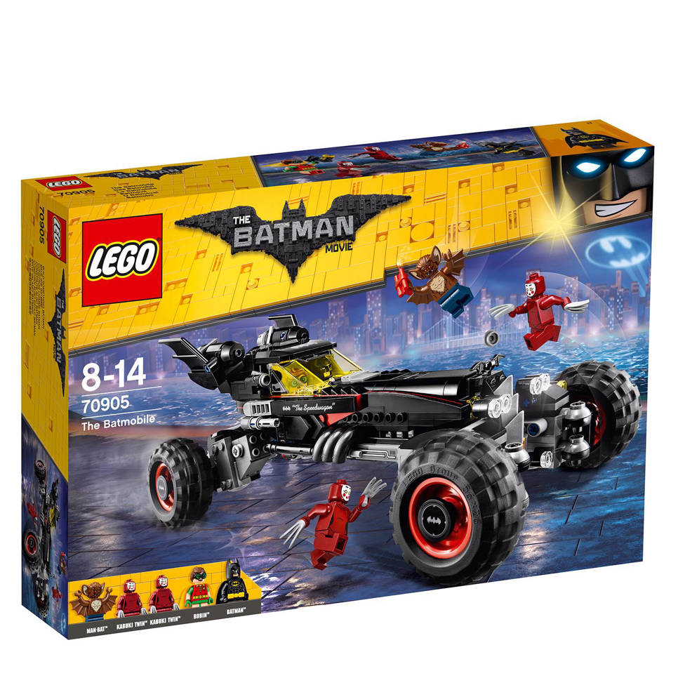 LEGO Batman Movie de Batmobile 70905