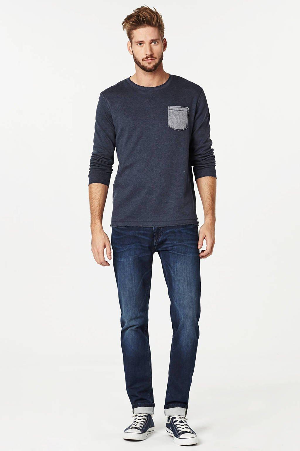 Cars regular fit jeans Ancona jog, Dark used