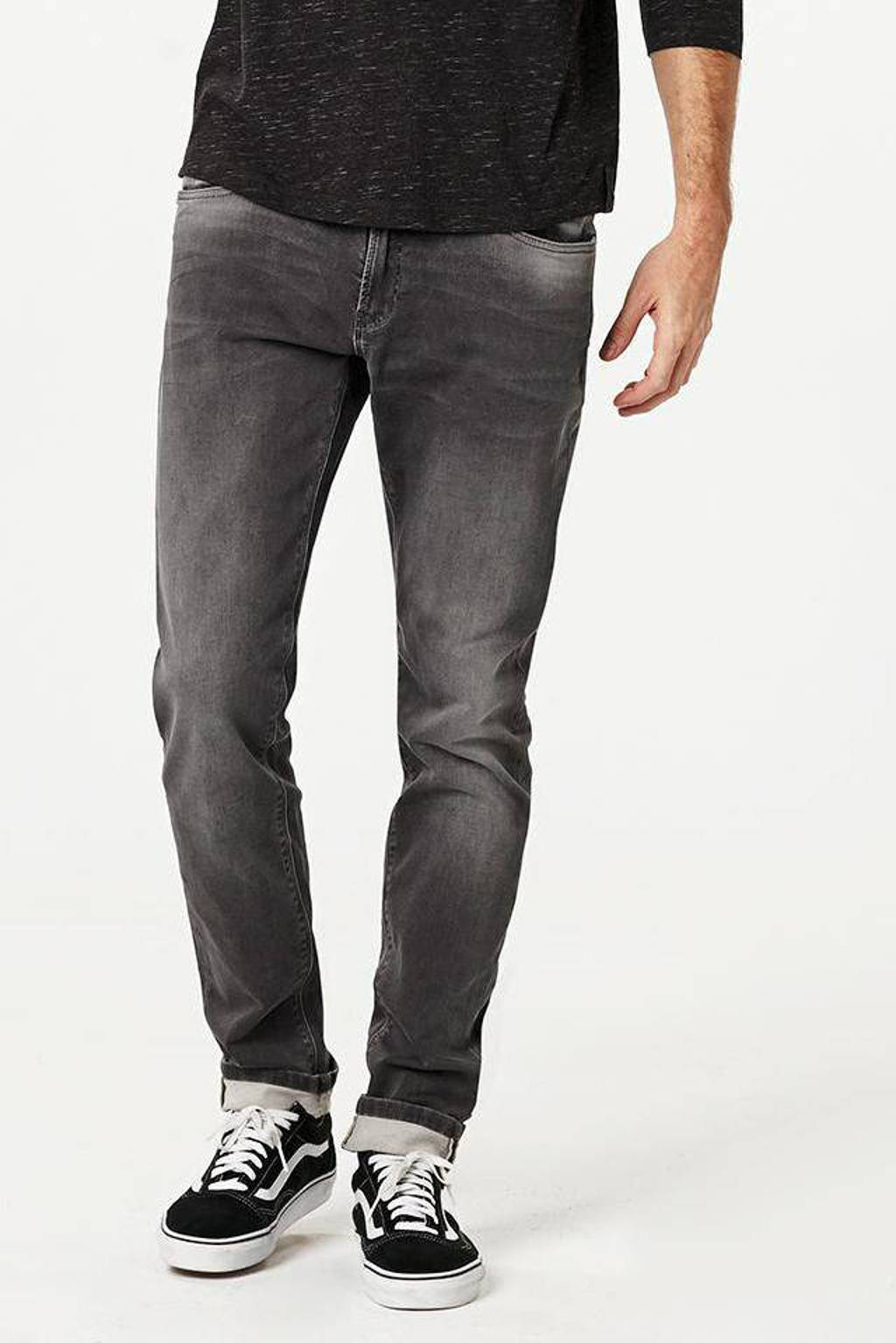 Cars slim fit jeans Ancona jog grey used, Grey used
