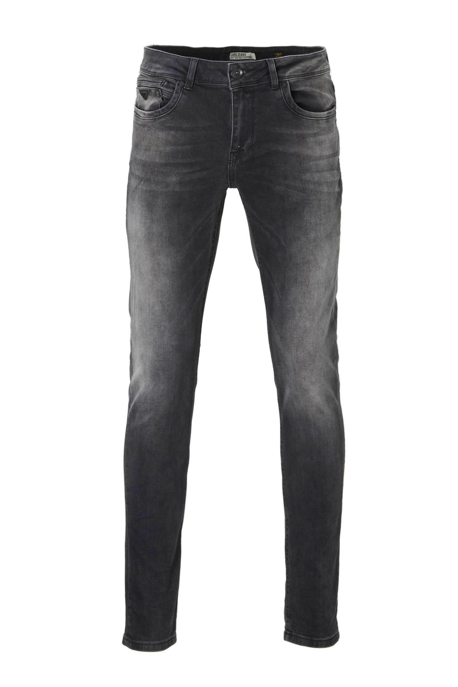 slim fit jeans Blast black used
