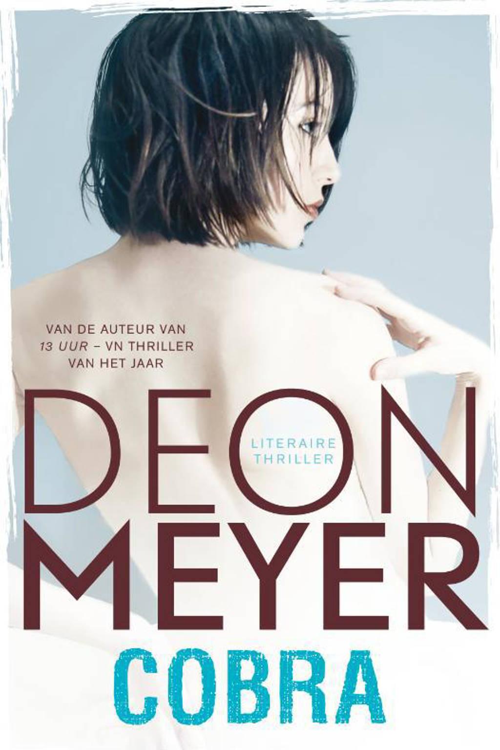 Bennie Griessel: Cobra - Deon Meyer