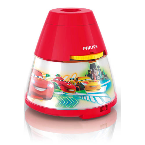 Philips Lamp Disney Cars Red Stuk