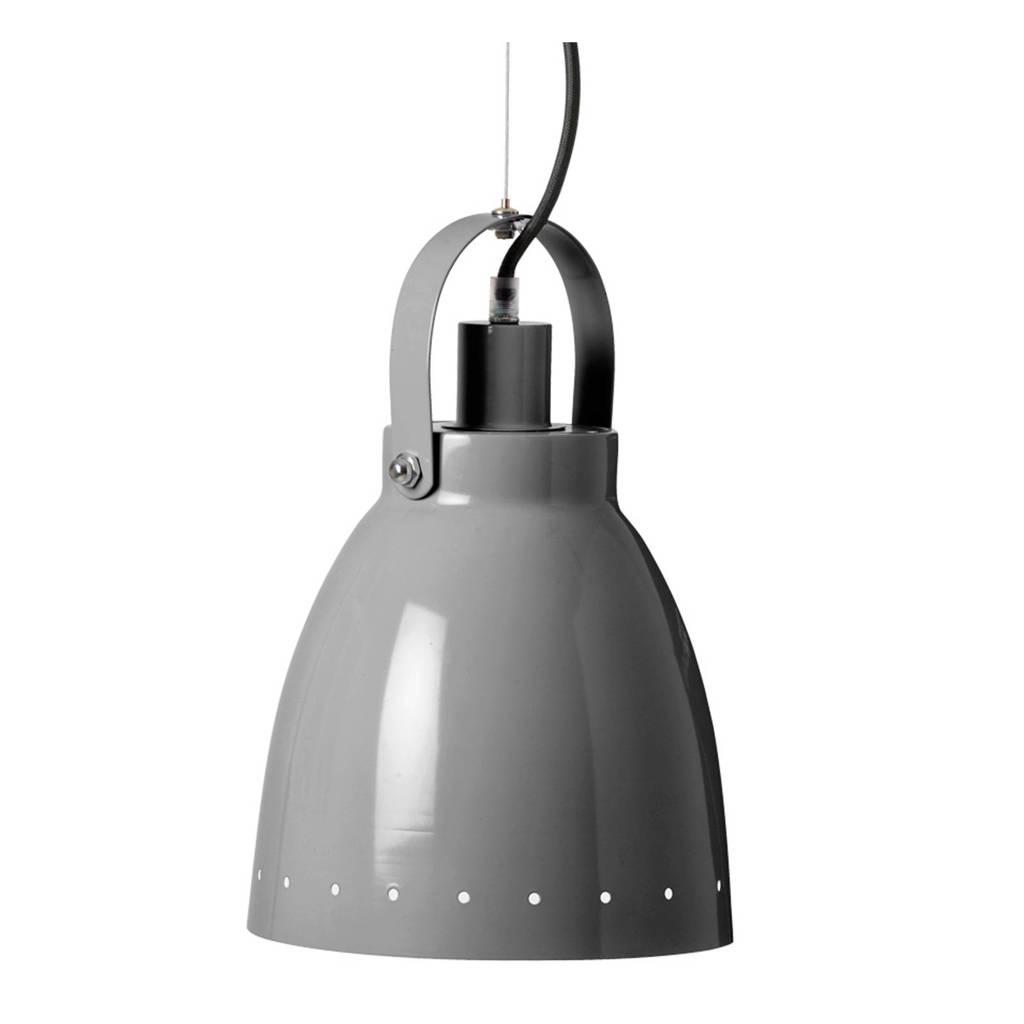 Done by Deer metalen hanglamp grijs, Grijs