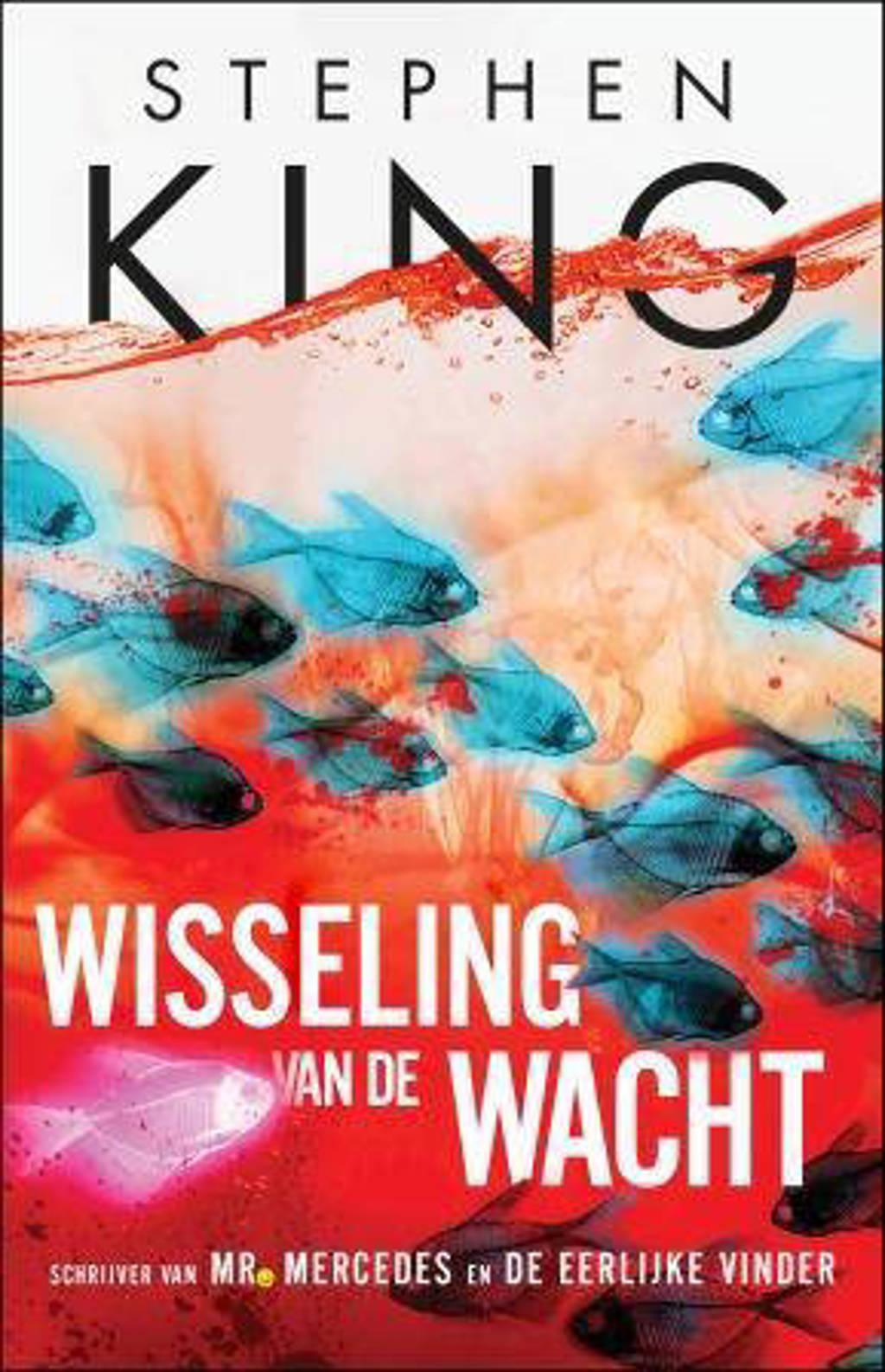 Mercedes: Wisseling van de wacht - Stephen King