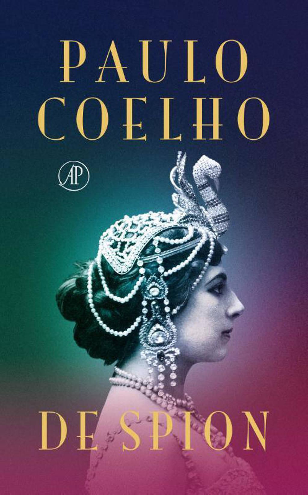 De spion - Paulo Coelho