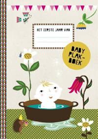Babyplakboek - Gerard Janssen